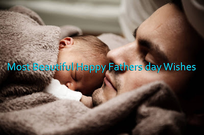 Most Beautiful Happy Fathers Day Wishes
