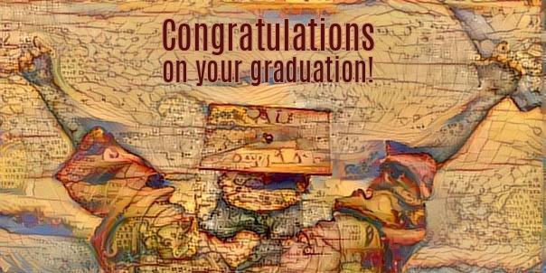 Congratulations on graduation card quotes