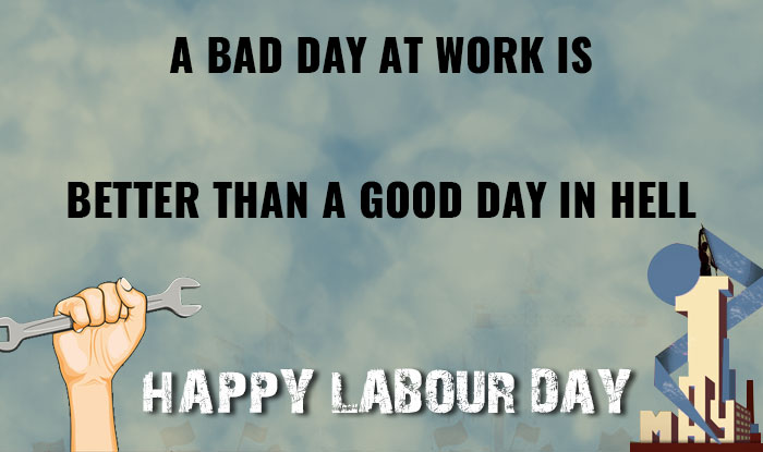 Labour Day messages